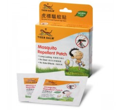 Balsamo di tigre patch repellente zanzare